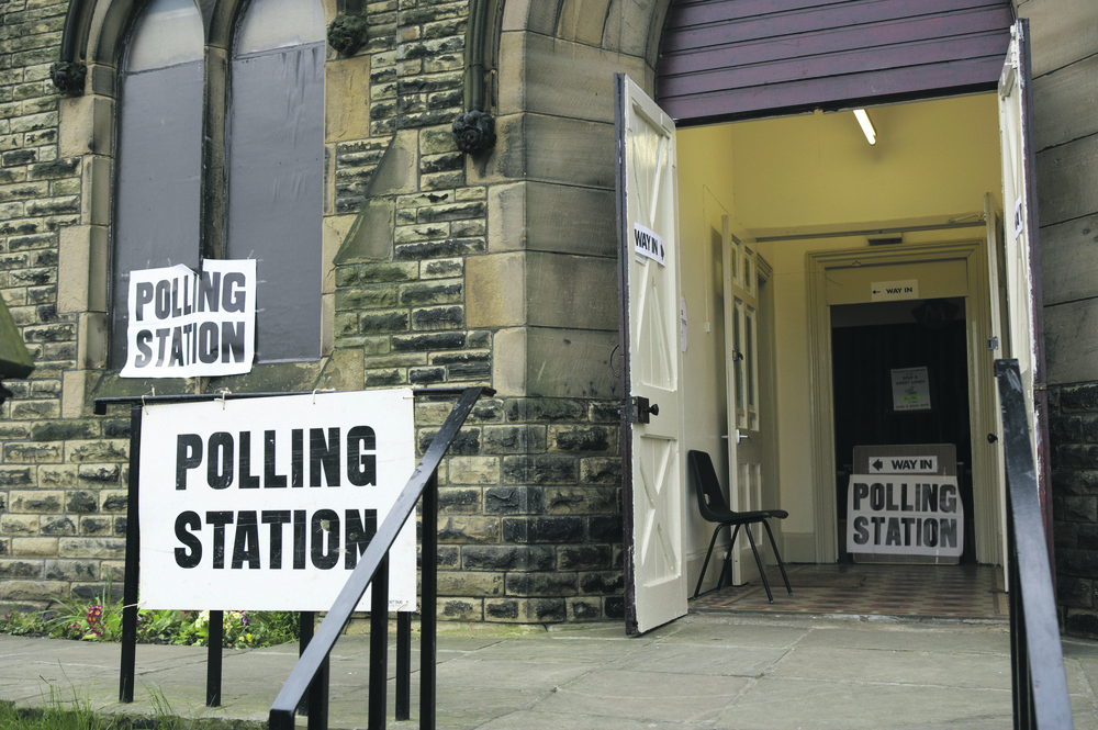 polling station iso